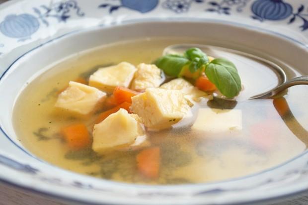 Eierstrichsuppe