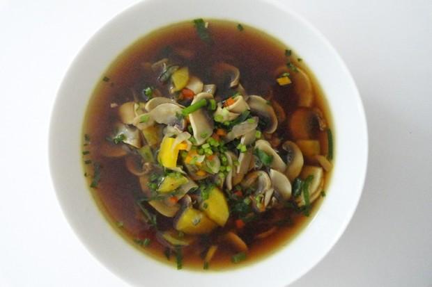 Hong Kong Gemüse Suppe