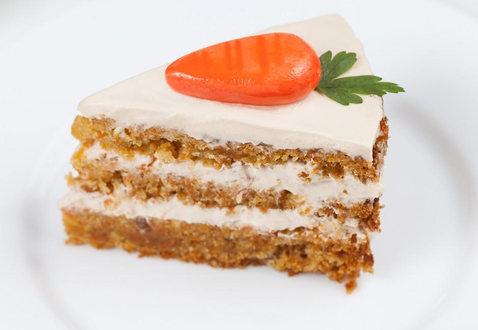 Apfel-Karotten-Torte