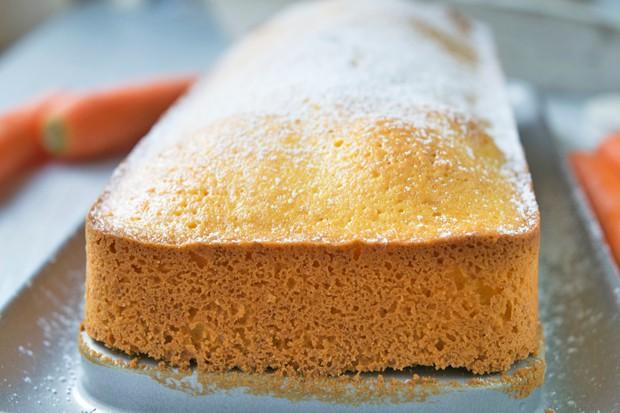 Karotten-Kuchen