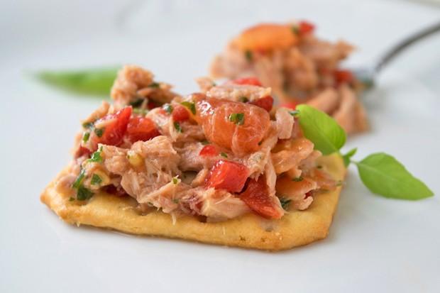 Thunfisch Tapas