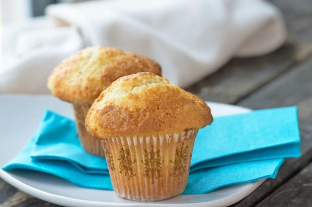 Dinkel-Joghurt-Muffins