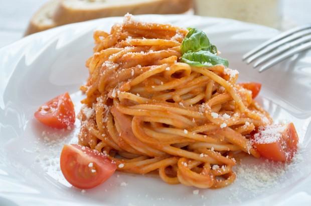 Tomaten-Ricotta-Sauce