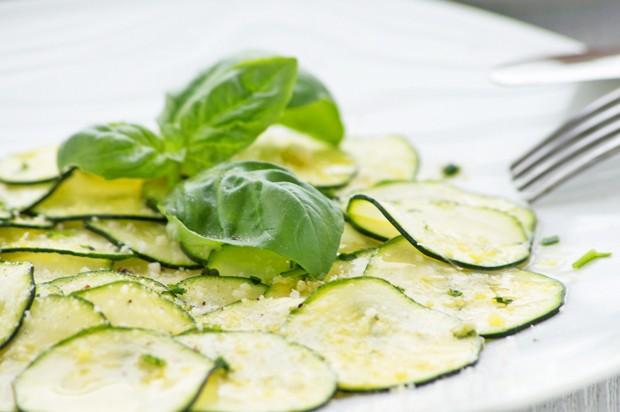 Zucchini-Carpacchio