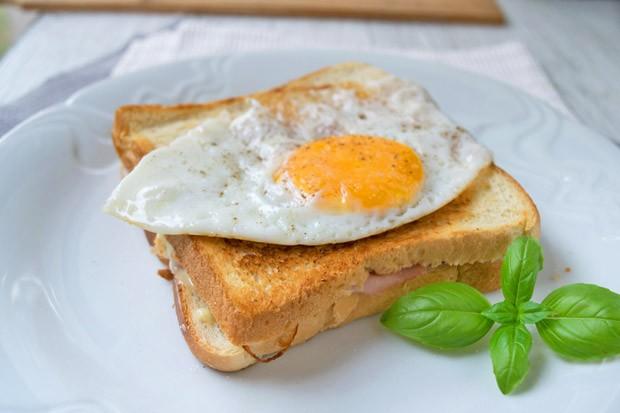 Hausfrauen-Toast