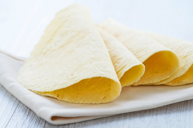 Grundrezept für Tortillas