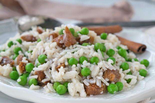 Nepalesische Reispfanne