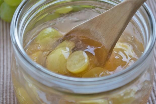 Weintrauben-Marmelade