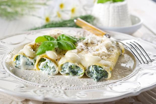 Brokkoli-Cannelloni
