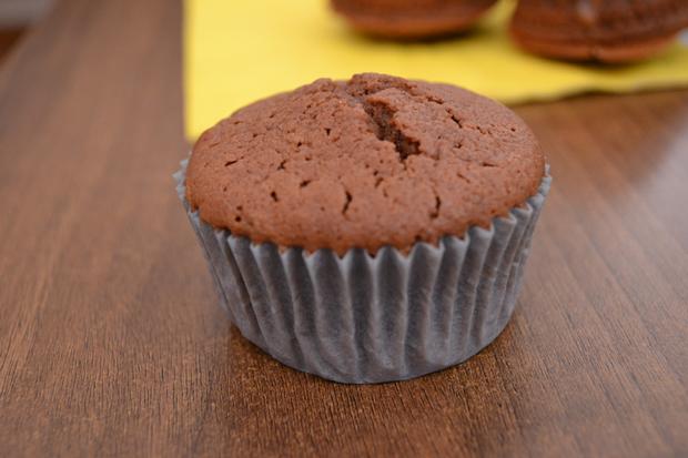 Schoko-Joghurt Muffins mit Stevia