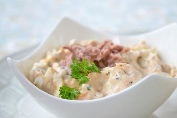 Thunfisch-Ei-Aufstrich
