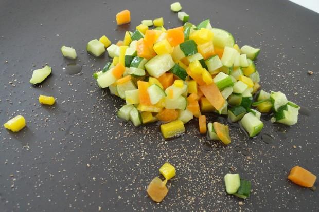Gemüse-Butter