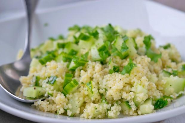 Schneller Quinoa-Salat
