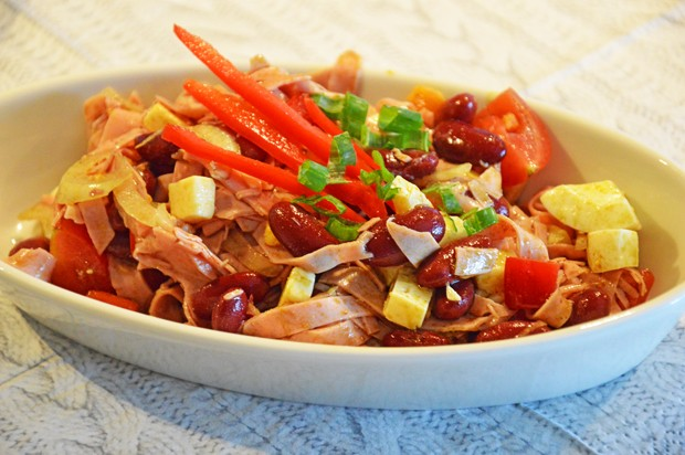 Deftiger Wurstsalat