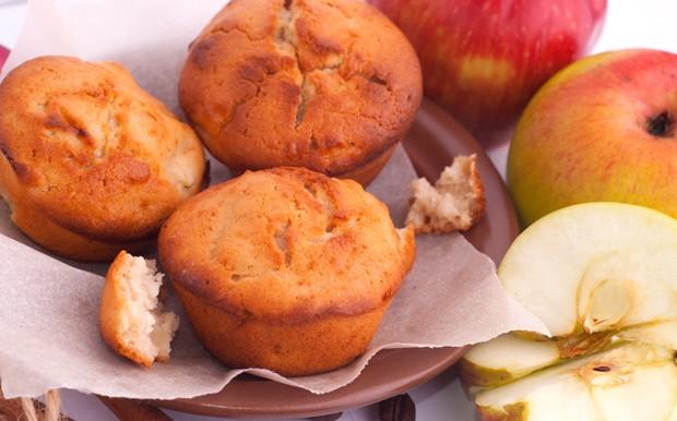 Omas Apfelmuffins