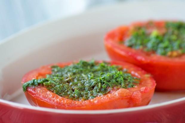 Tomaten-Gemüse