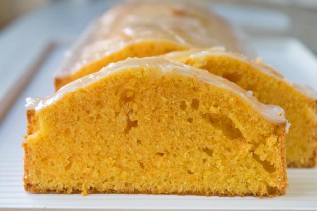 Karotten-Apfel-Kuchen