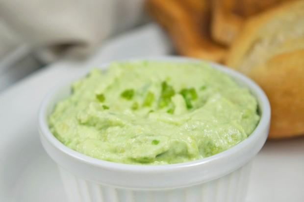 Ingwer-Avocado-Creme