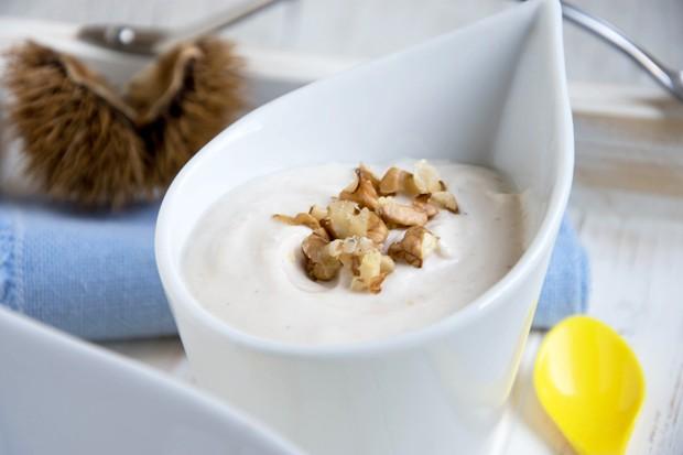Maroni-Joghurt