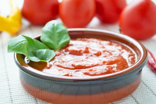 Arabische Tomatensoße