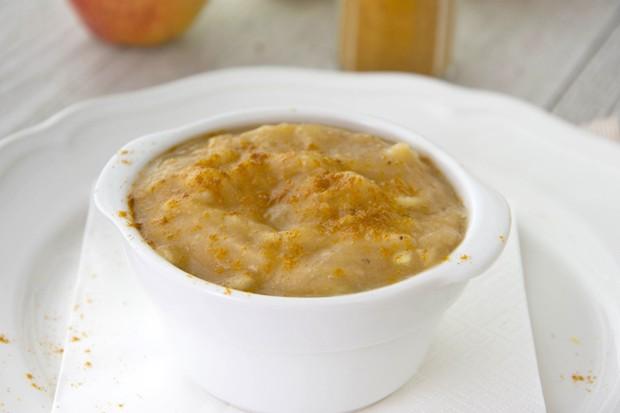 Apfel-Curry-Dip