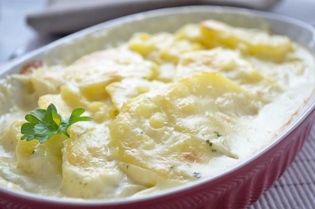 Kartoffel-Gratin