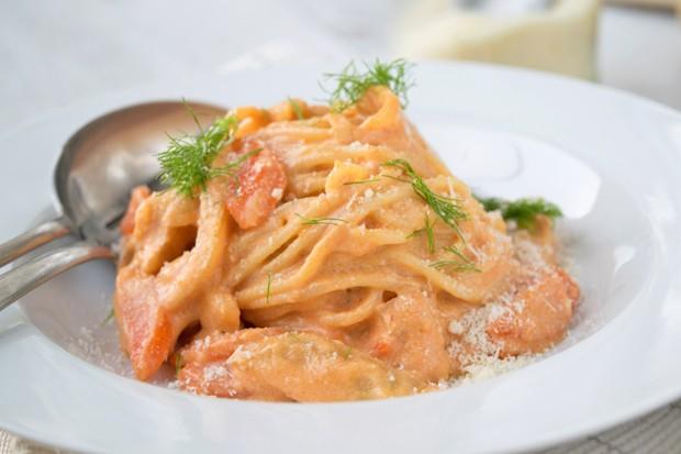 Karotten-Fenchel-Sauce