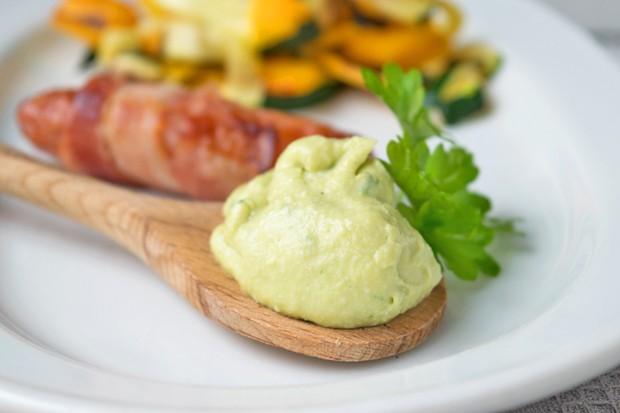 Avocado-Kardamon-Dip