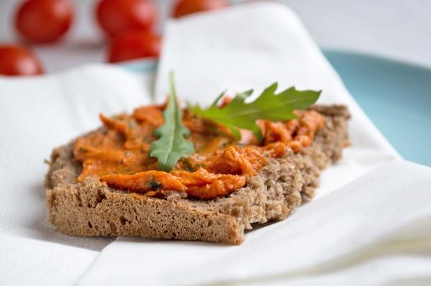 Tomaten-Rucola-Butter