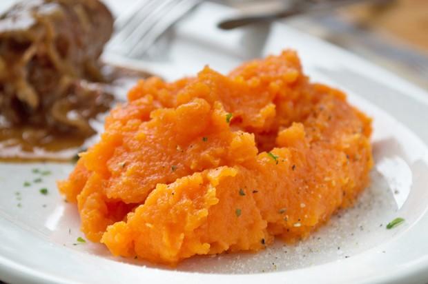Karotten-Püree