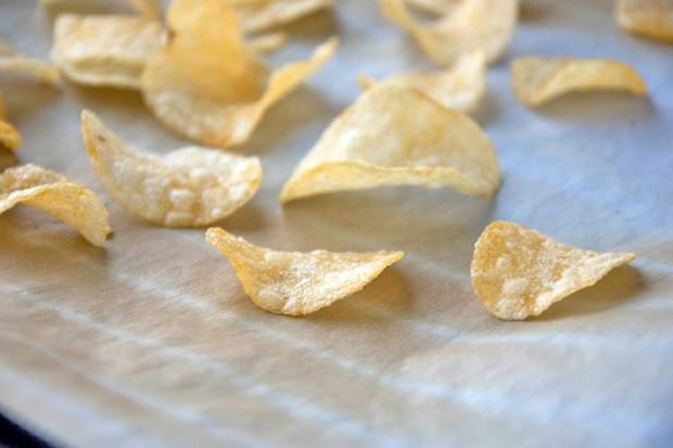 Topinambur - Chips