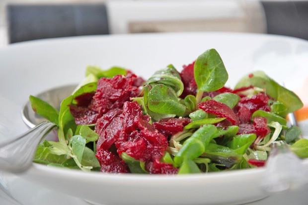 Rote Rüben-Salat
