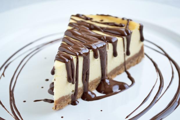 Amerikanischer Cheesecake