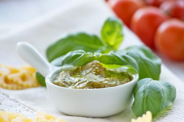 Einfaches Pesto