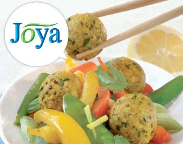 Tofu-Kokosbällchen