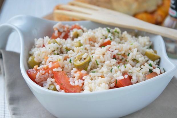 Reis-Salat