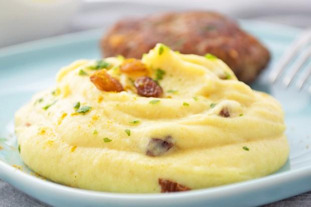 Curry-Kartoffelpüree