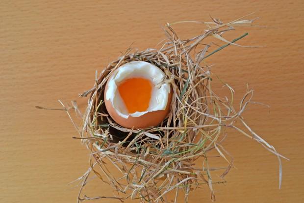 3-Minuten Ei