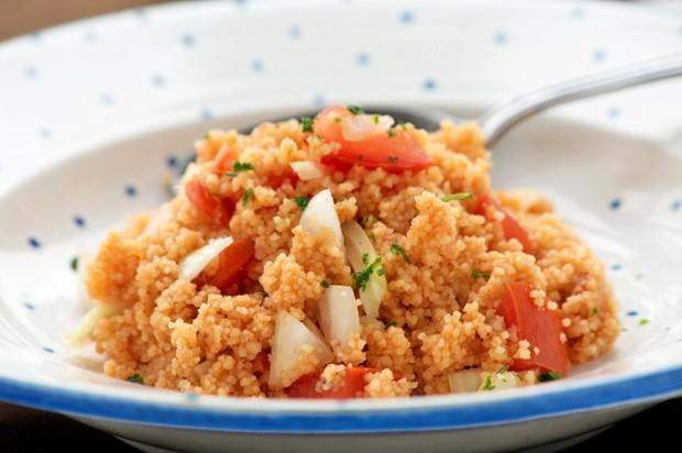 Tomaten-Couscous