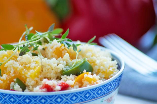 Mango-Couscous-Salat