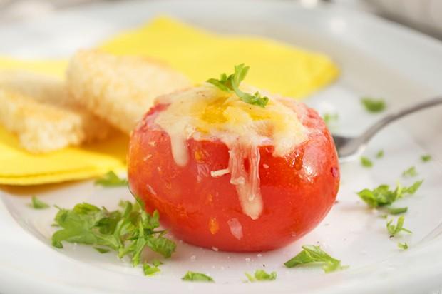 Tomaten-Eier