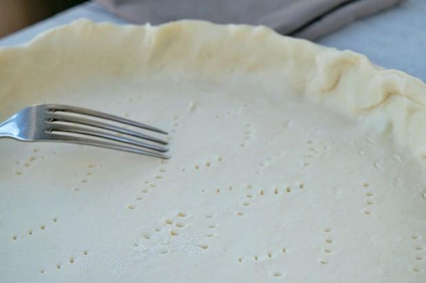 Pâte Brisée - französischer Mürbteig
