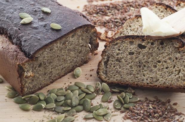 Kalorienarmes Brot