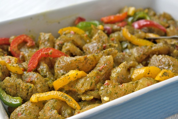Grill-Curry-Marinade