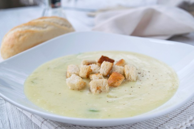 Fenchel-Suppe