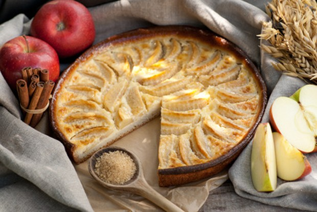 Apfelkuchen schnell und einfach