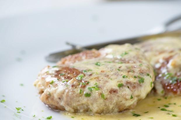 Faschiertes Butterschnitzel