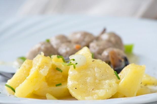 Kartoffelsalat Dressing