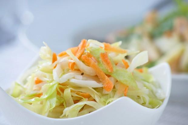 Karotten-Krautsalat