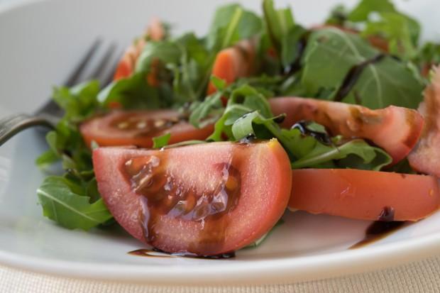 Salatmarinade mit Balsamico Essig